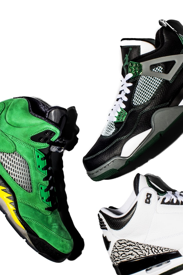 Oregon Ducks x Jordan Brand. Nike SNKRS