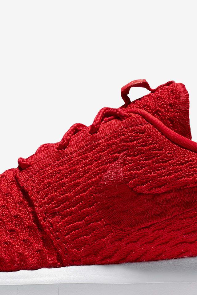 Nike Roshe NM Flyknit 'University Red