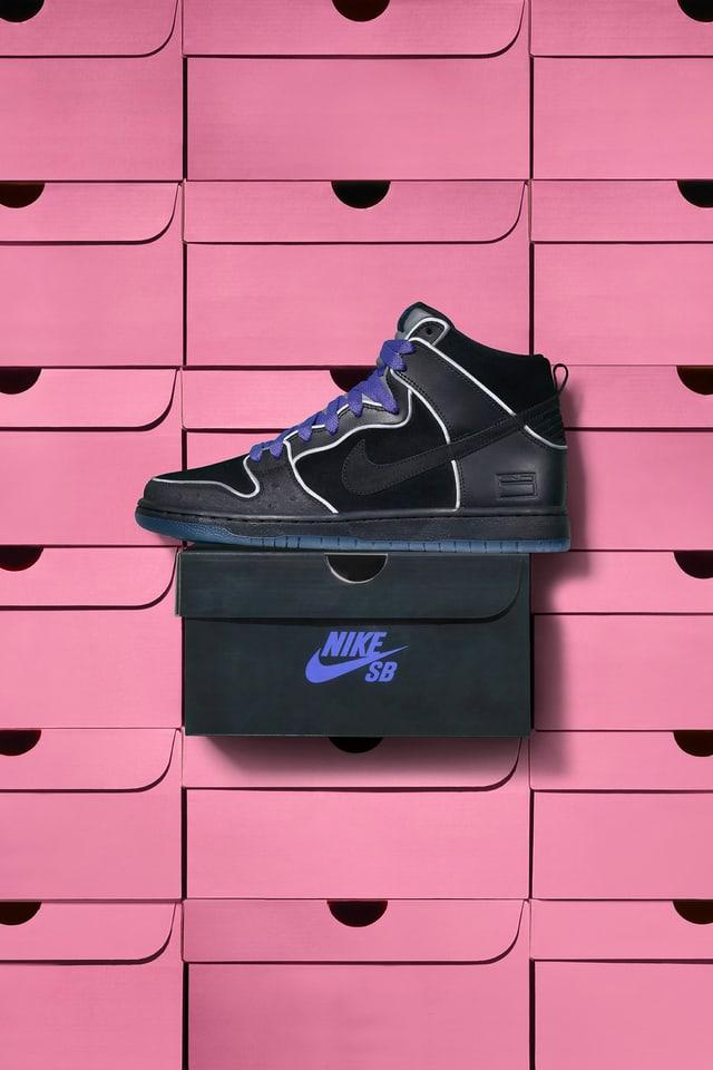 Nike Dunk High SB Elite