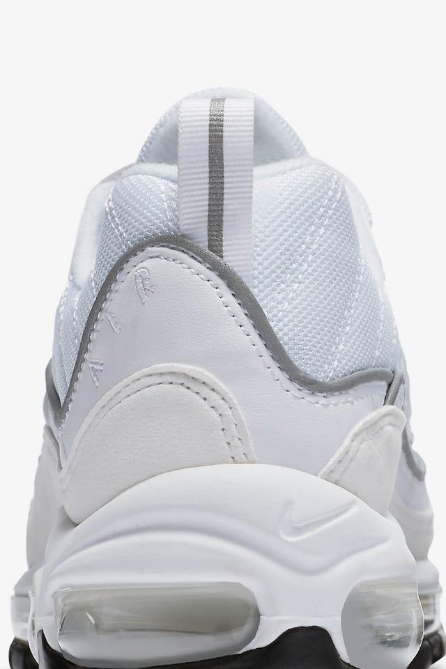 air max 98 blancas mujer