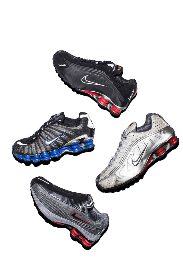 nike shox chaussures