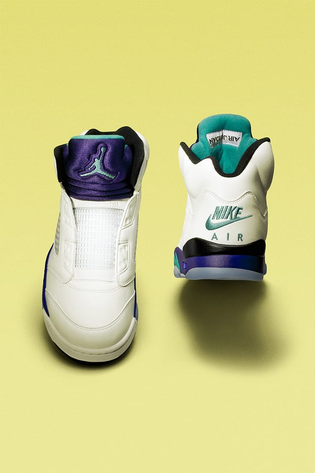 Behind the Design: Air Jordan V 'Fresh