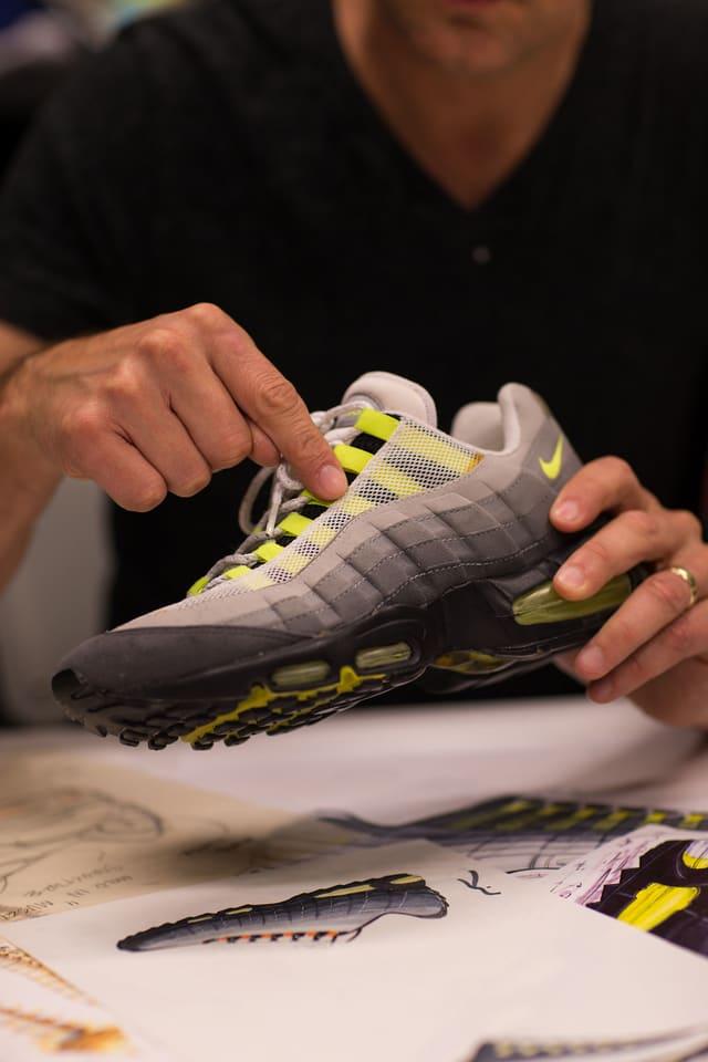 Behind the Design: Nike Air Max 95. Nike SNKRS SE