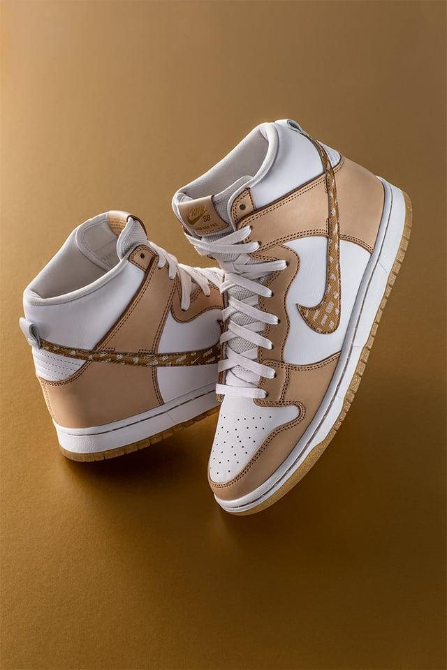 Nike SB X Premier Dunk High. Nike SNKRS