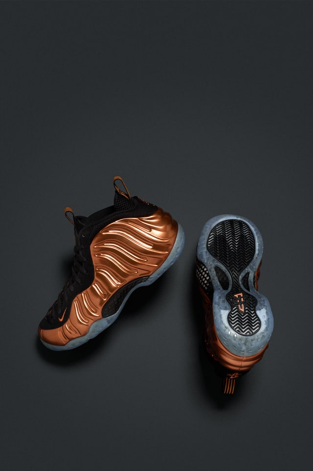 COMING SOON: Nike Air Foamposite One Weatherman Pack ...