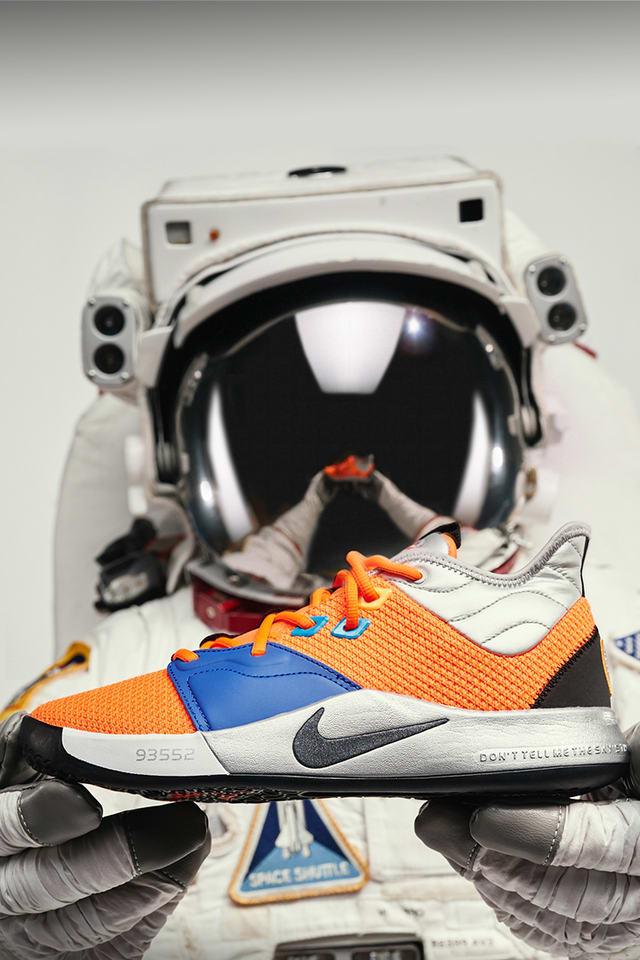 Behind The Design: PG3 X NASA. Nike SNKRS