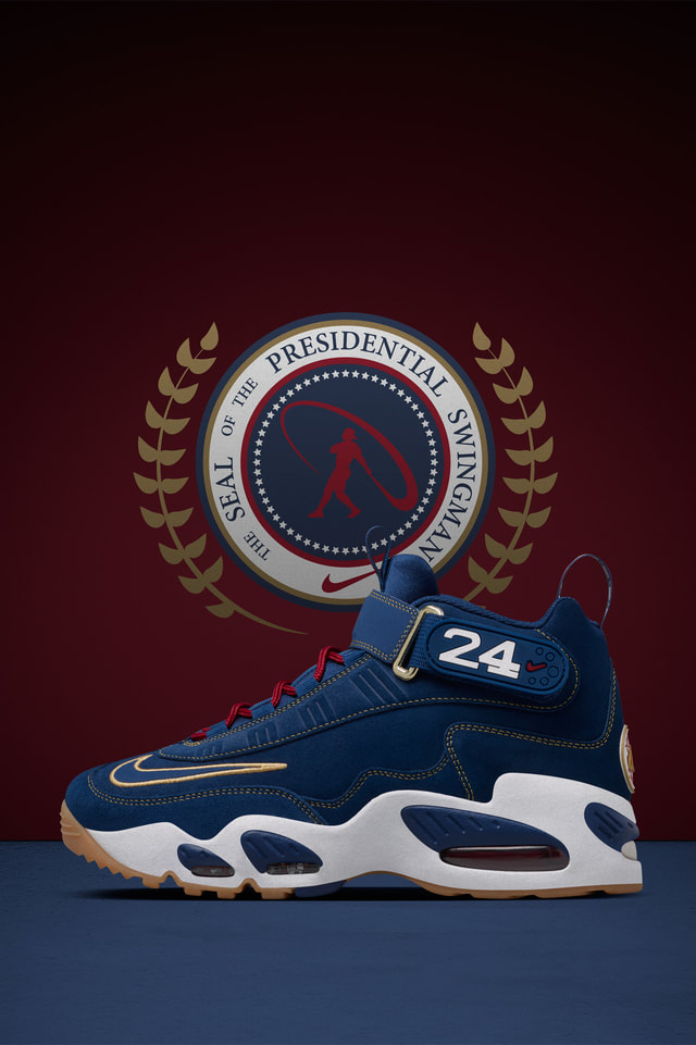 Nike Air Max Griffey 1 Griffey for Prez Release Date | Sole