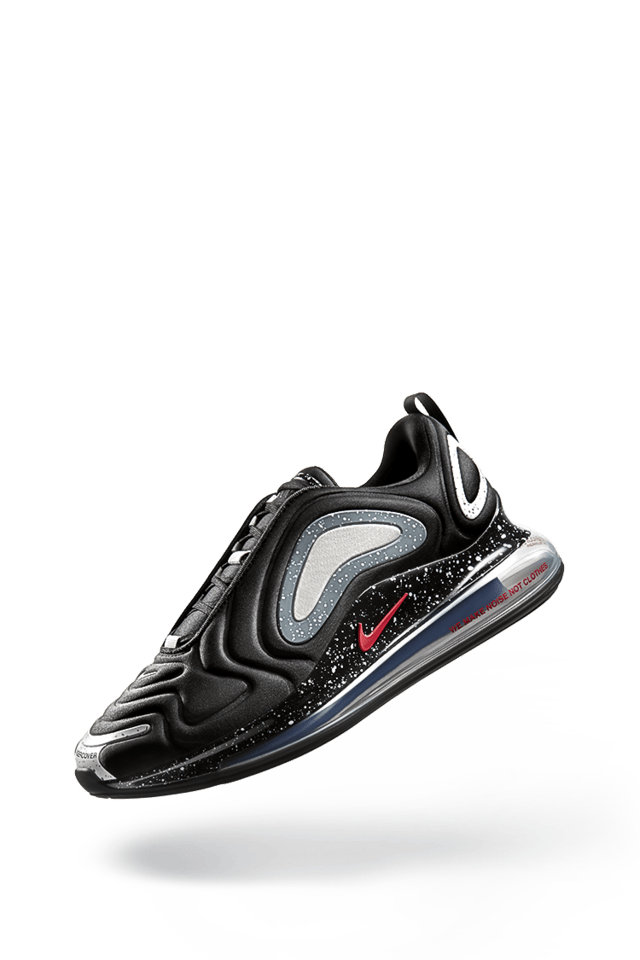 Air Max 720 Undercover Black University Red Release Date Nike