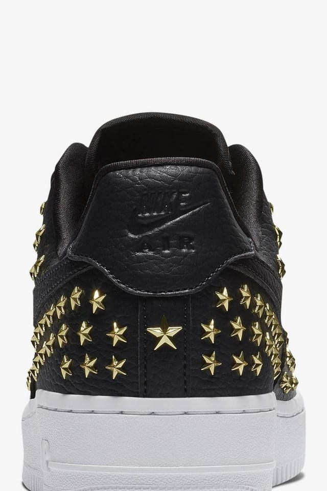 nike air force 1 xx star studded