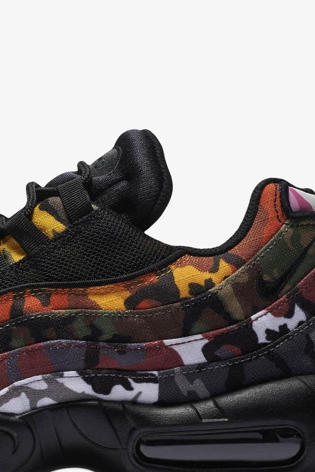 Nike Air Max 95 OG MC SP 'Black and