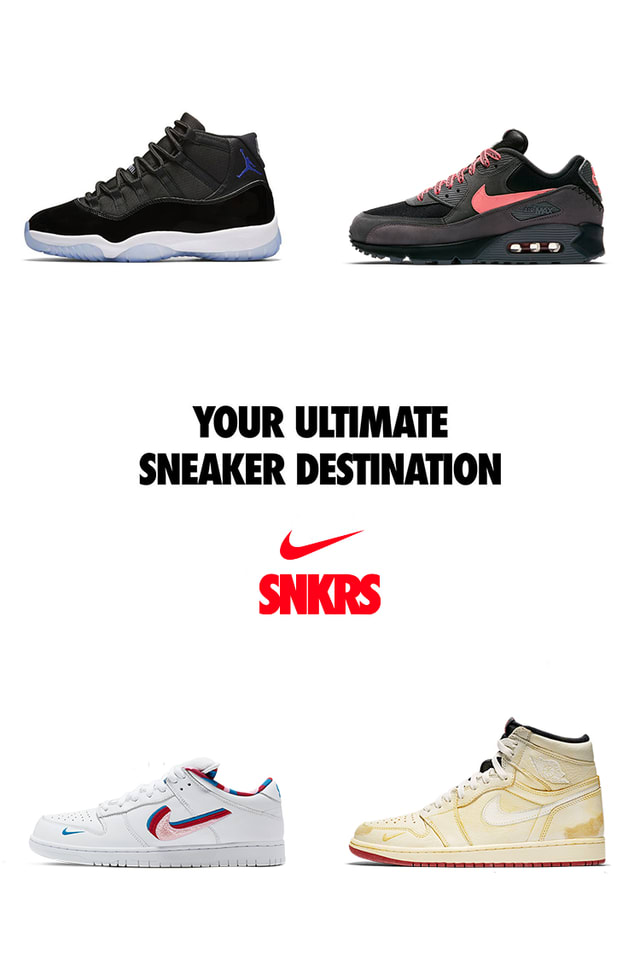 has Arrived.. Nike SNKRS CA