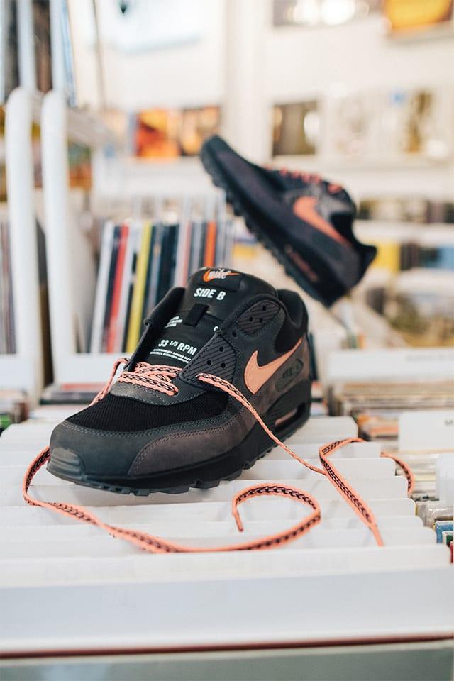 AIR MAX 90 'B SIDE'. Nike SNKRS GB