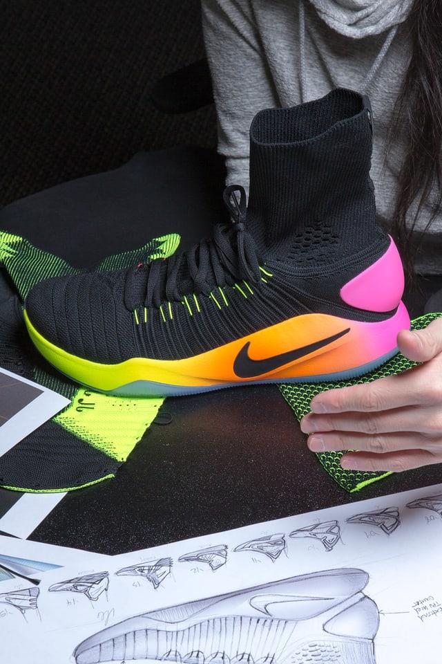 Dietro il design: Nike Hyperdunk 2016 Flyknit. Nike SNKRS IT