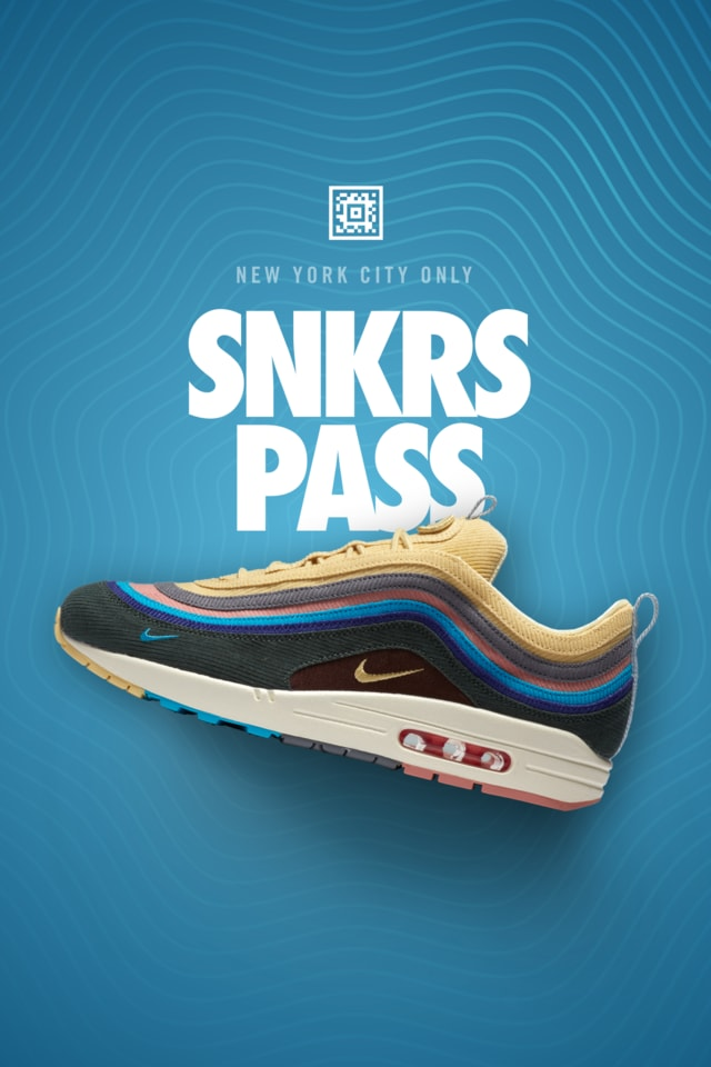 Nike Air Max 1/97 SW 'Wotherspoon