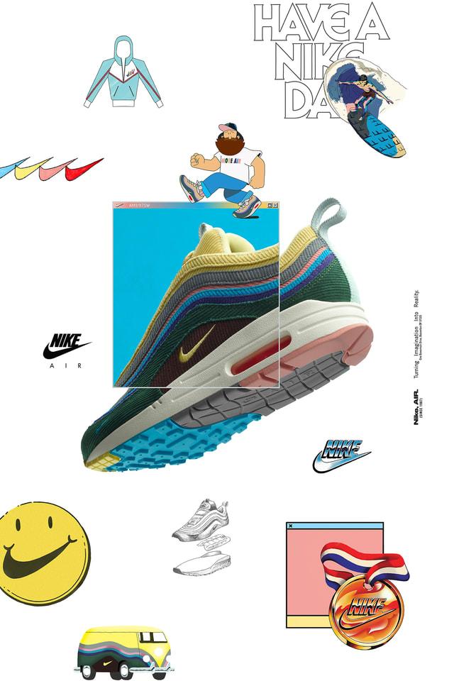 Departamento Permeabilidad respuesta  Nike Air Max 1/97 'Sean Wotherspoon' Release Date. Nike SNKRS