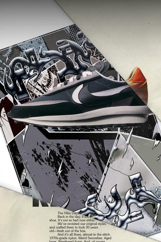 Nike x sacai LDV Waffle Release Date