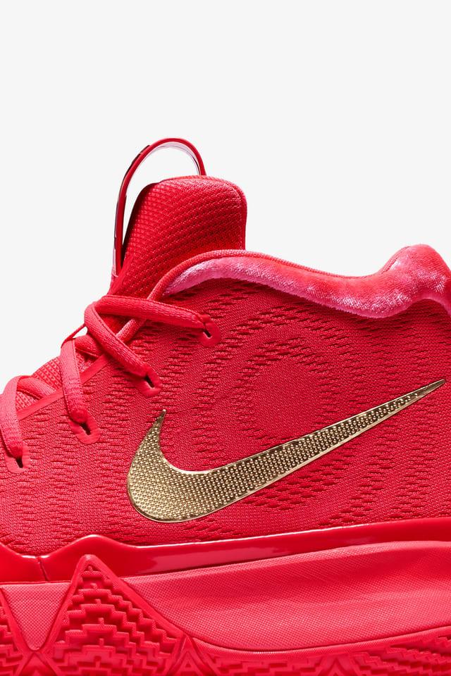 kyrie 4 red carpet price