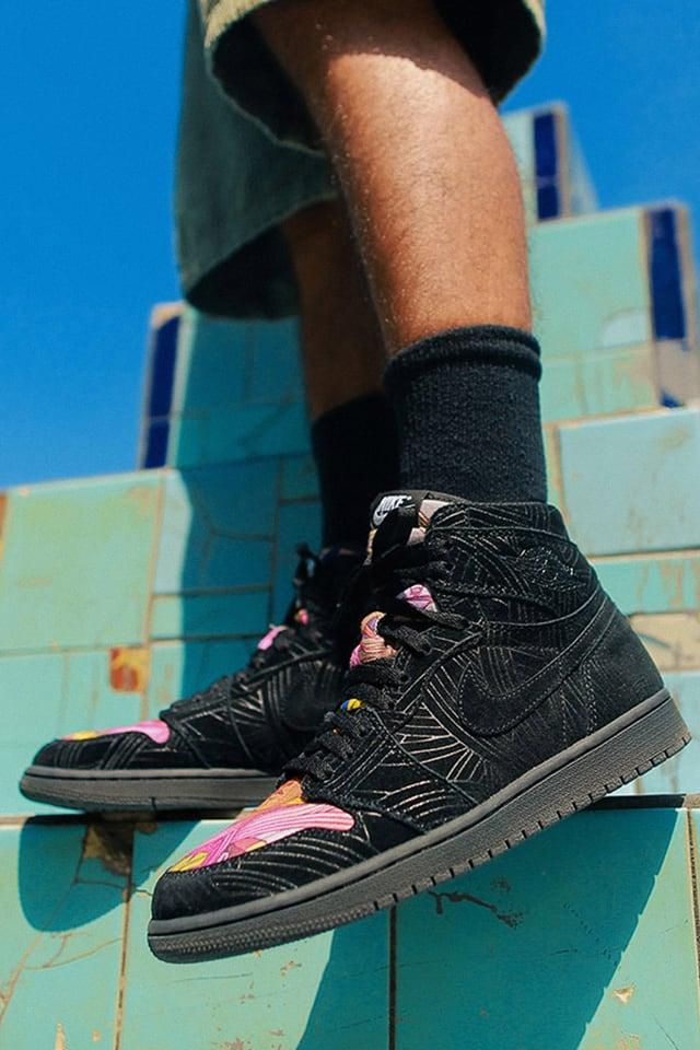 Air Jordan 1 LHM 'Pomb'. Nike SNKRS