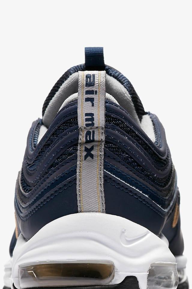 Lanseringsdatum för Nike Air Max 97 'Midnight Navy &