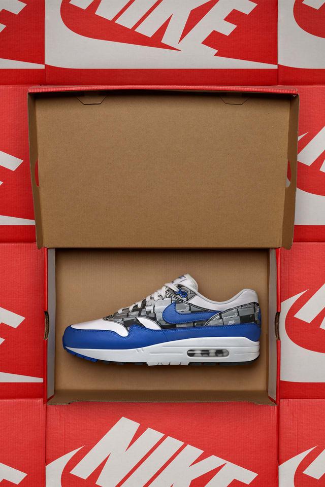 """Preview: atmos x Nike Air Max 90 """"Shoebox"""""""