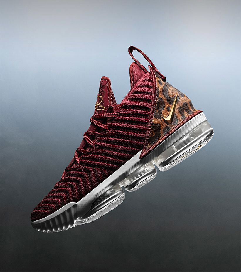 online store 69f54 9596c ... Nike LeBron 16 I Promise Release Date Nike SNKRS