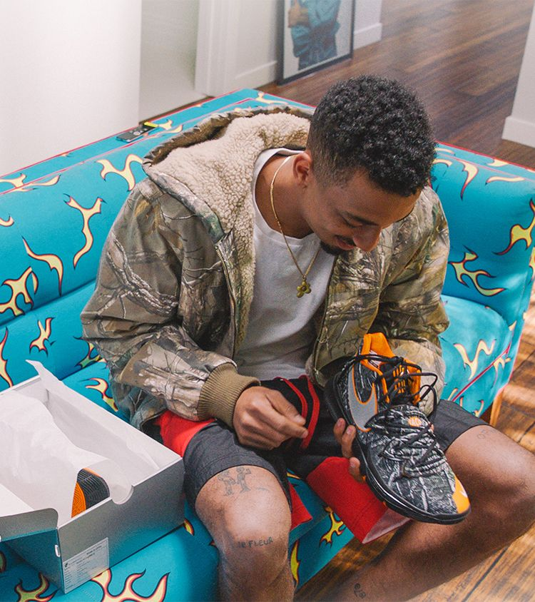 Kyrie 5 x Taco PE 'A Day in the Life of