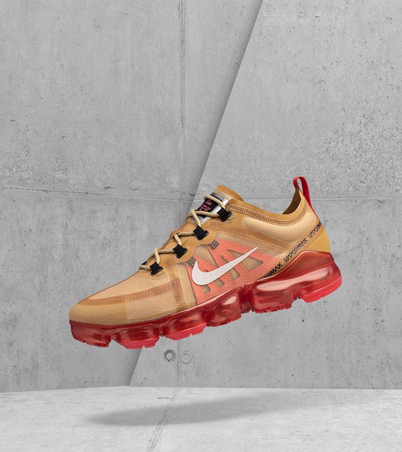 Nike Air Vapormax 2019 'Club Gold