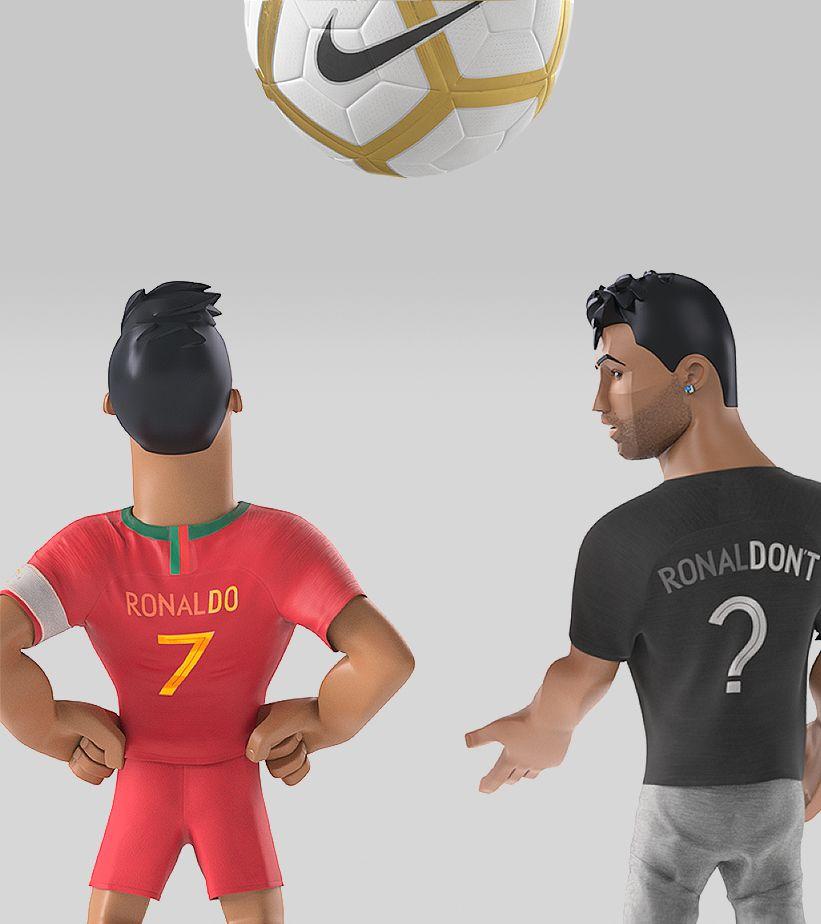 Věř: Cristiano Ronaldo
