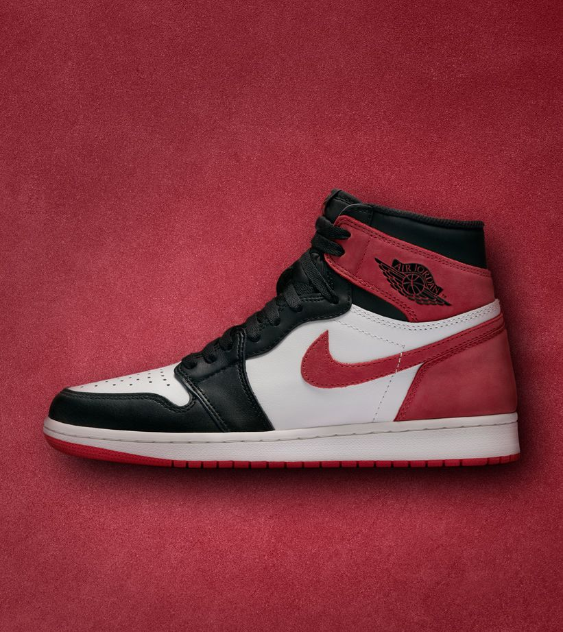 Nike Air Jordan 1 'Summit White \u0026Track