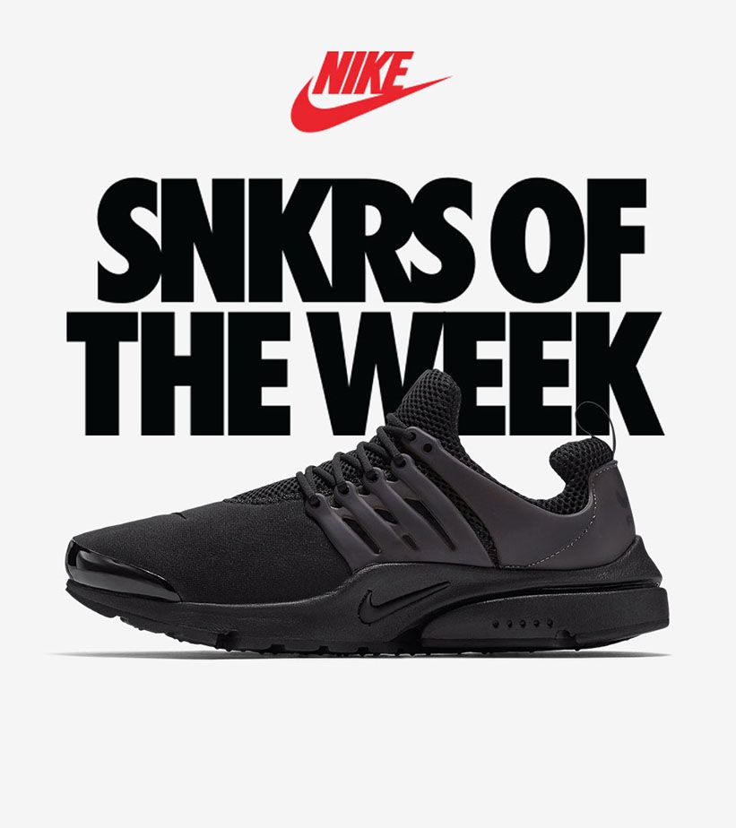 SNKRS OF THE WEEK