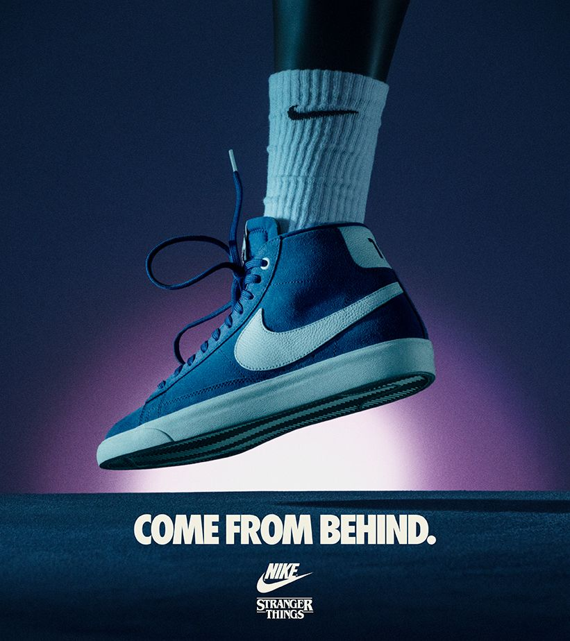 reputable site 6a683 377ee Nike x Stranger Things Blazer Mid  OG Collection  Release Date