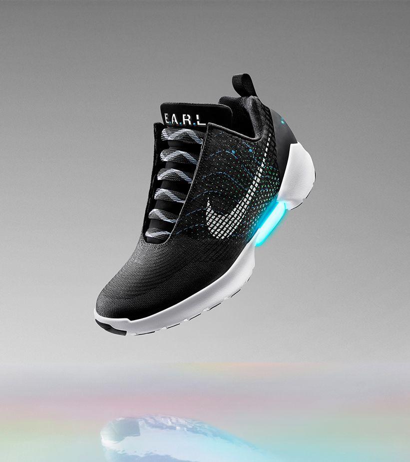 Nike HyperAdapt 1.0. Nike SNKRS