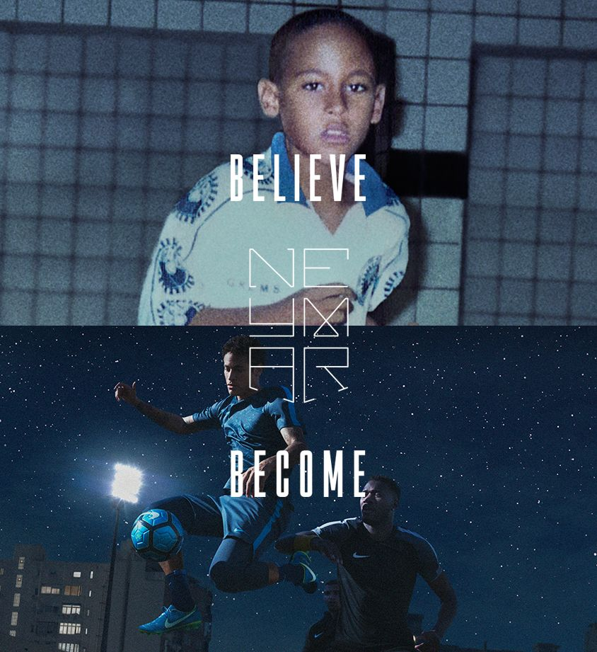 Neymar Jr's 'Written In The Stars'