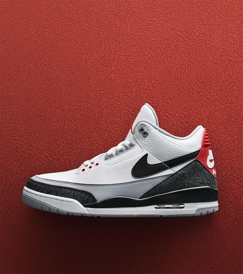 25268820867670 Air Jordan 3  JTH  Release Date. Nike+ SNKRS