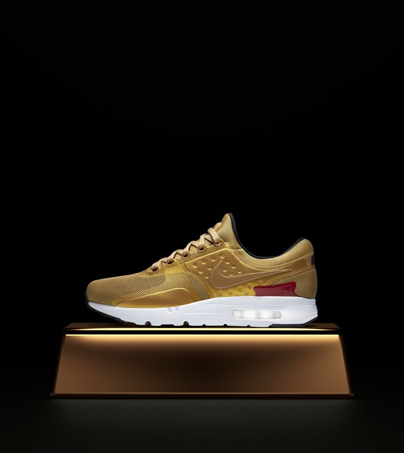 quality design 58be3 7555a Nike Air Max 97 OG QS  Metallic Gold  Release Date. Nike+ SNKRS