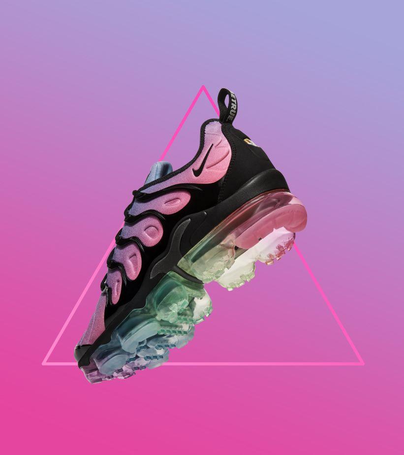 Nike Air VaporMax Plus BETRUE 'Black