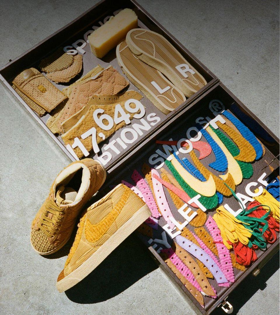 Nike Blazer CPFM Sponge By You 'Custom