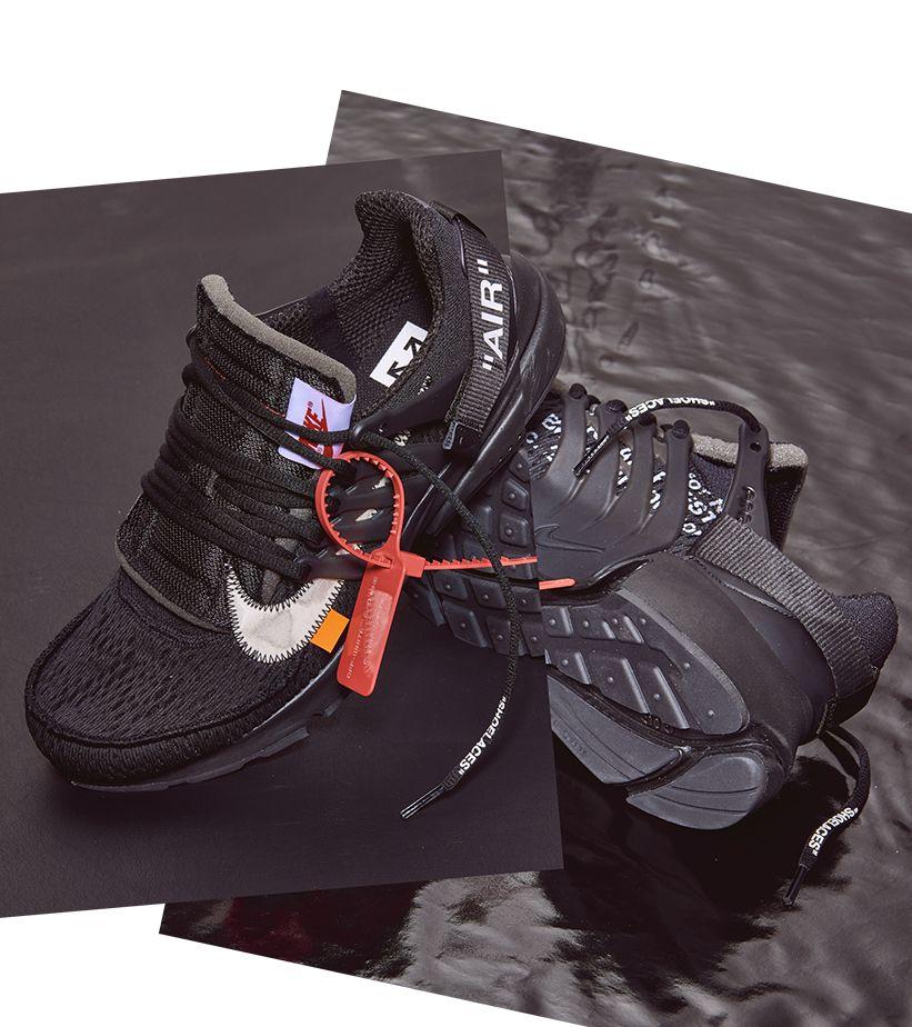e95d1fc0b4d1 Nike 'The Ten' Presto Off White 'Black & Cone' Release Date