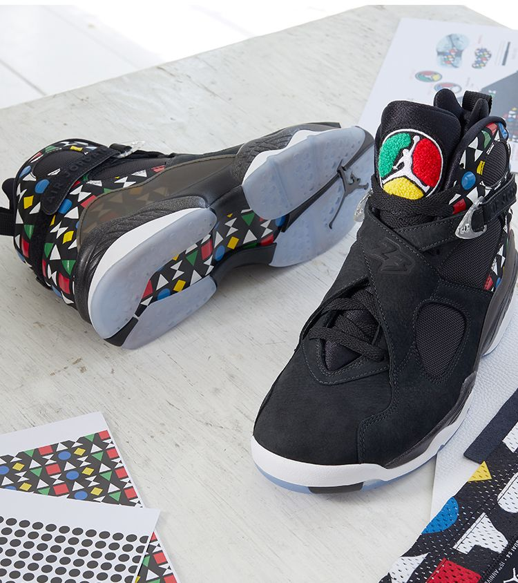 Dentro il design: Air Jordan 8