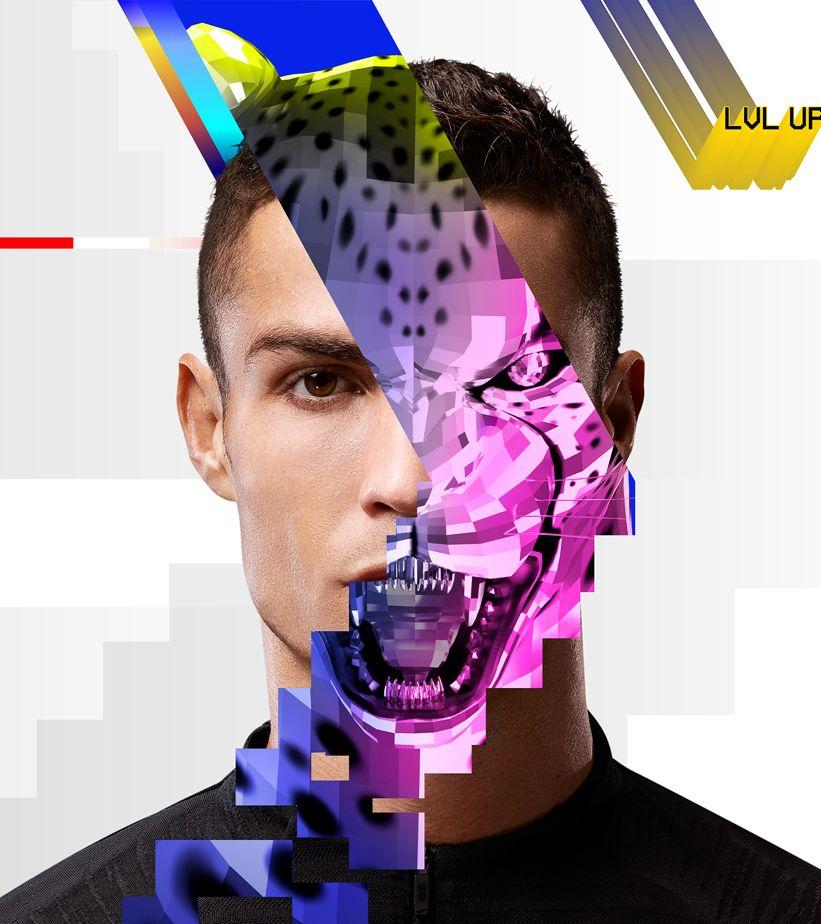 Cristiano Ronaldo LVL Up Profile