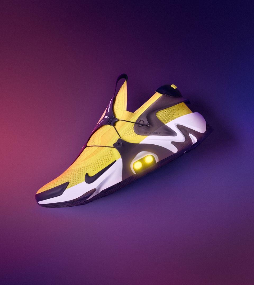 Nike Adapt Huarache \u0027Opti Yellow\u0027 Release Date. Nike SNKRS