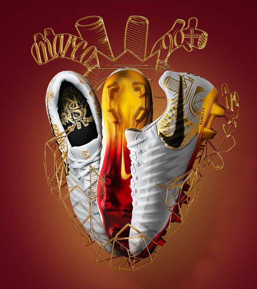 """3b937d75b20e1 Sergio Ramos TIempo """"Corazon y Sangre"""". Nike.com"""