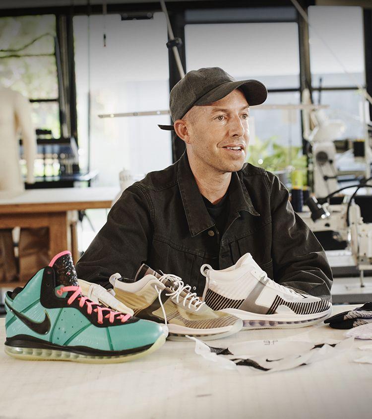 55b85fef0c5 Behind The Design  LeBron x John Elliott Icon. Nike+ SNKRS