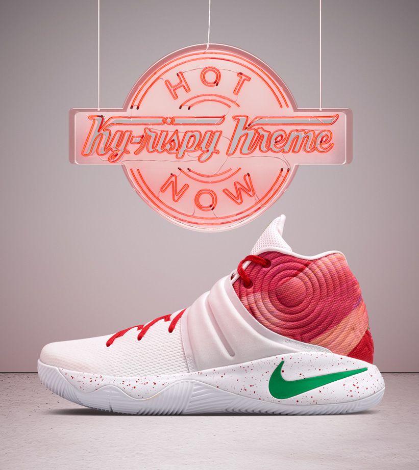 Nike Kyrie 2 'Ky-Rispy Kreme' iD