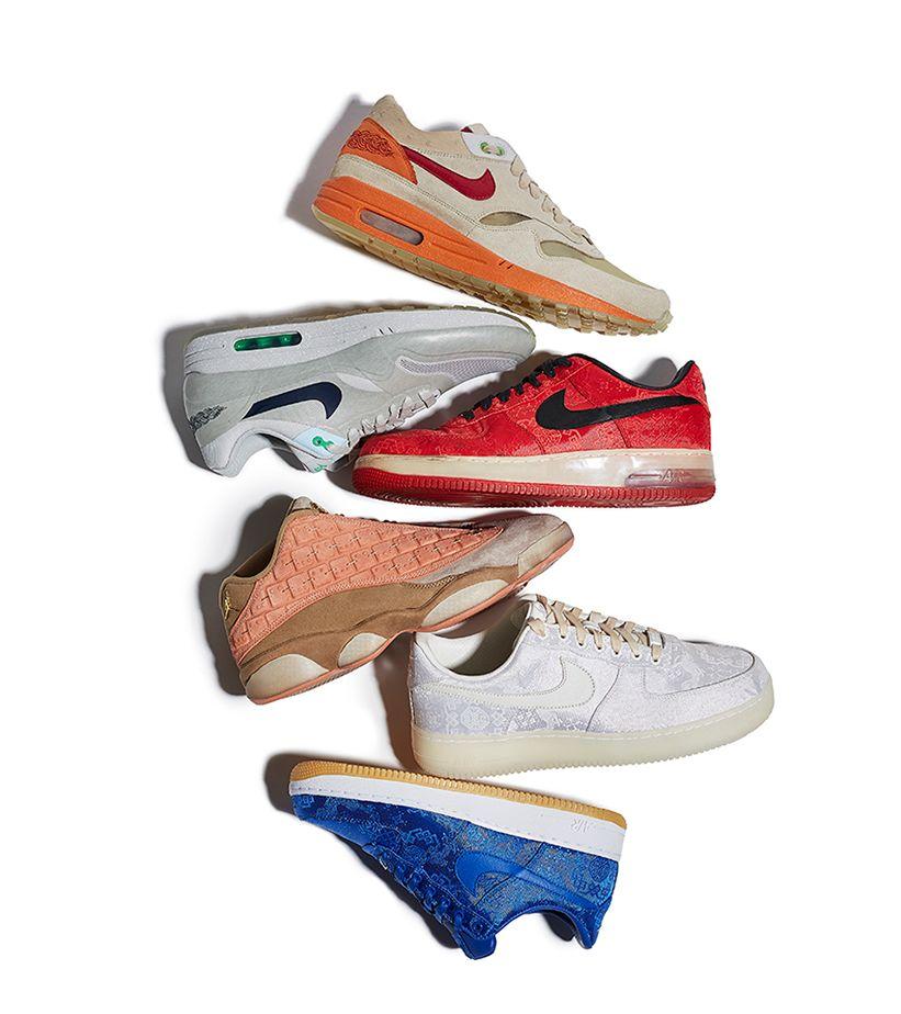 Inside the Vault: NIKE X CLOT. Nike SNKRS DE