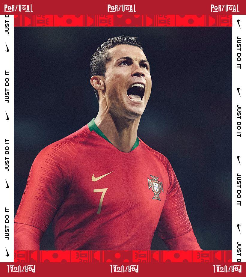 2018 ポルトガル スタジアム ホーム キット