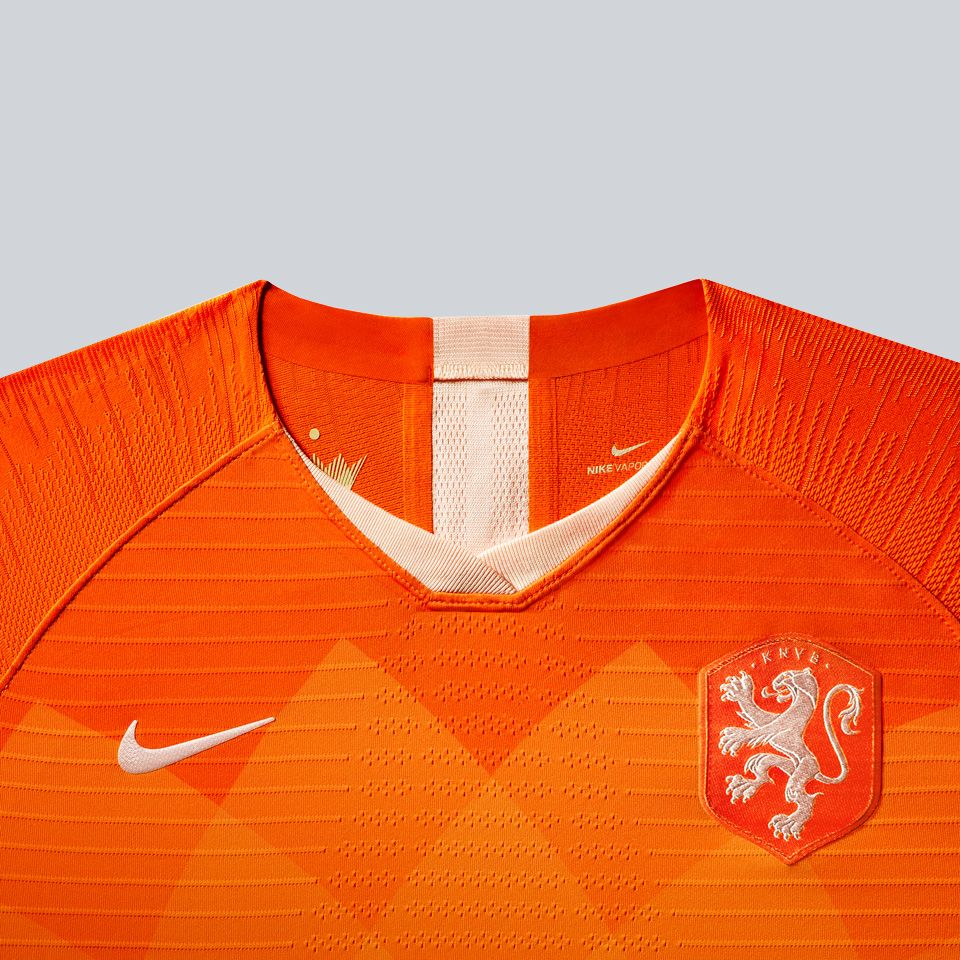 Dutch Women's 2019 Stadium Home Jersey