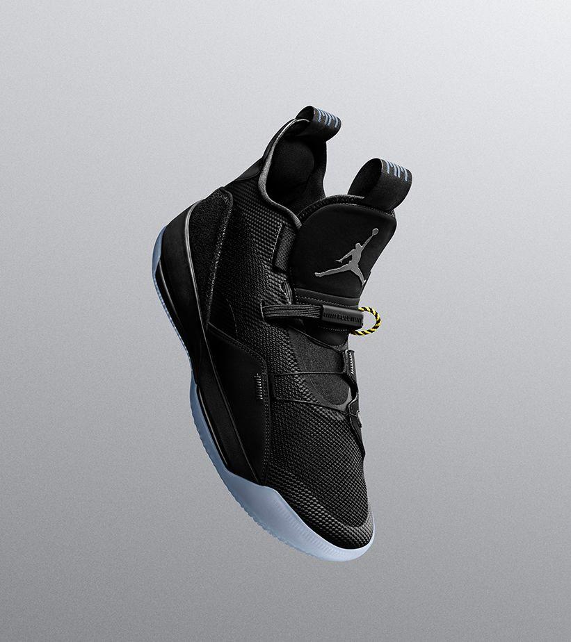 air jordan 33 triple black