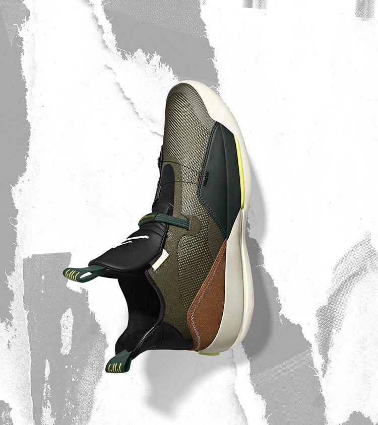 on sale hot sale online new product Air Jordan 33 Travis Scott 'Army Olive & Black & Ale Brown ...