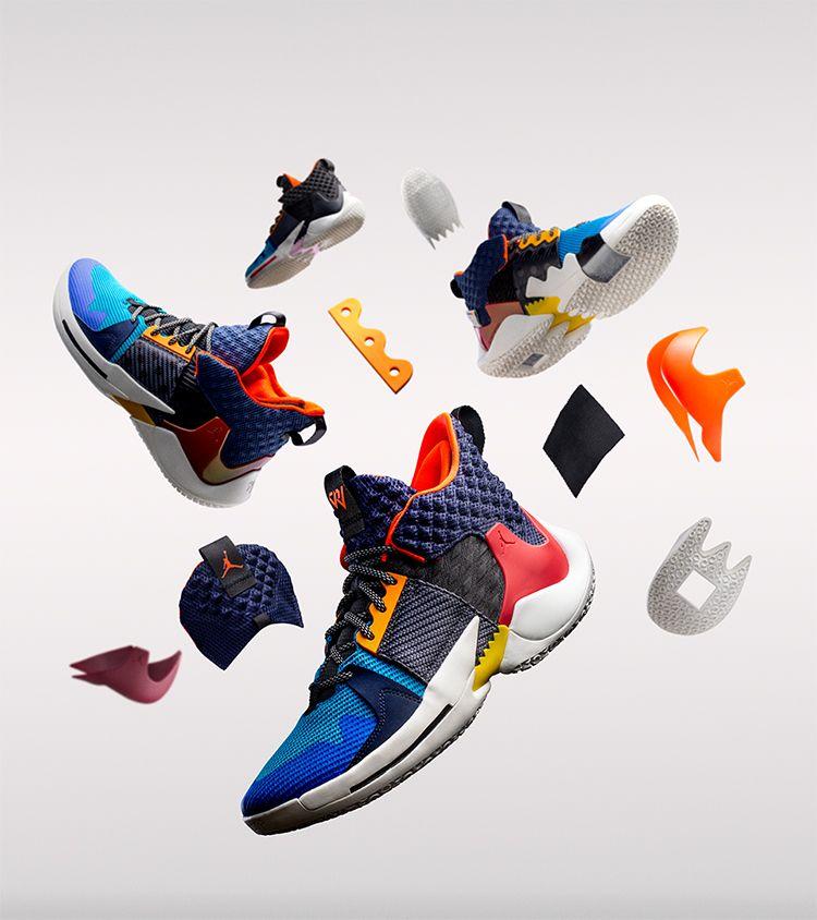 san francisco 157f3 0367a Behind The Design  Jordan Why Not Zer0.2. Nike+ SNKRS